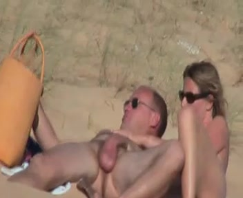Privat paar nackt